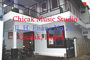 Cicak Music Studio
