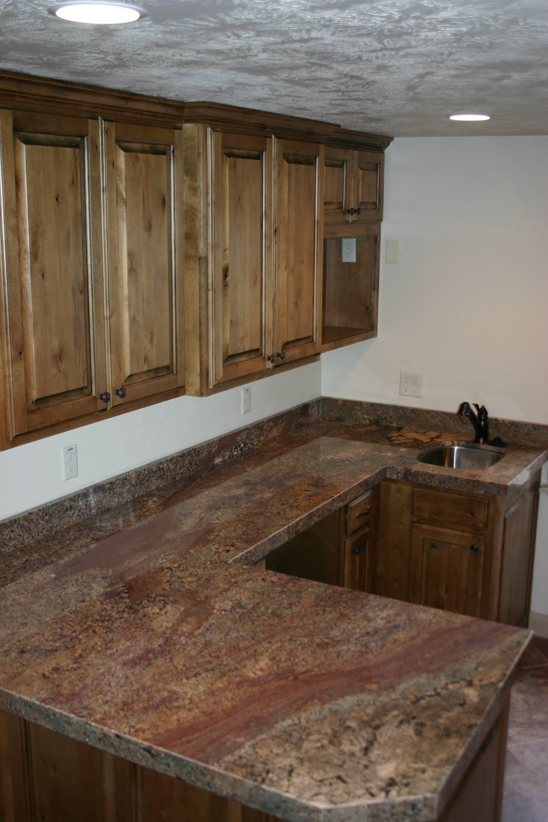 Crema Bordeaux Granite Kitchen The Granite Gurus Crema Bordeaux Second Kitchen