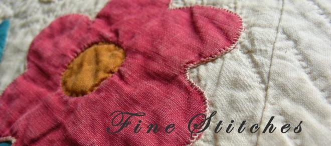 Fine Stitches