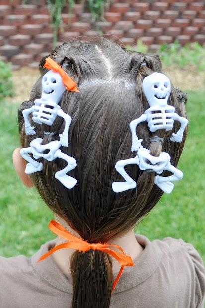 princess piggies halloween hairstyles