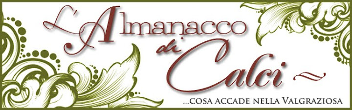 L&#39;Almanacco di Calci