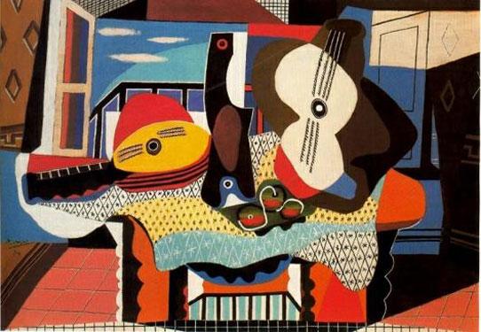 Los bodegones de Picasso