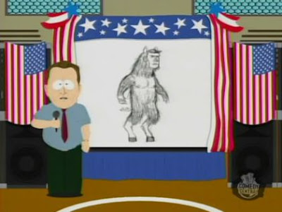 AlGore and ManBearPig