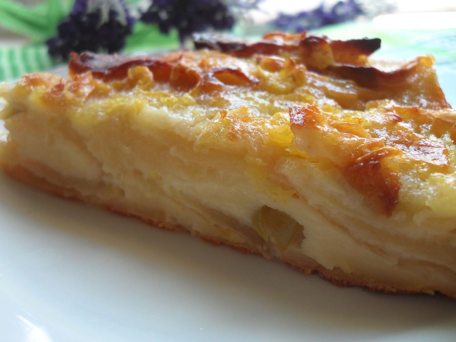Dutch Apple Cake Recipe Vegan