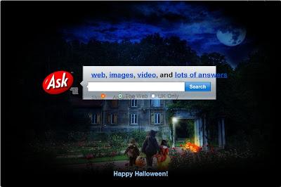 Halloween avec Ask
