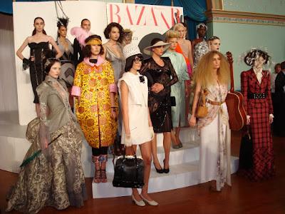 Fashions on Dannii Minogue  L Oreal S Fashion Festival Melbourne