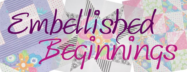 Embellished Beginnings