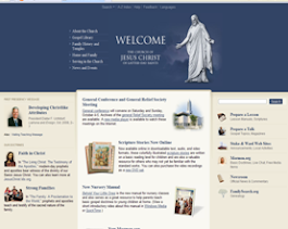 Official LDS Website