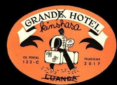 Grande Hôtel Kinshasa