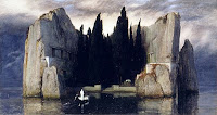 Arnold Böcklin - Isle of the Death