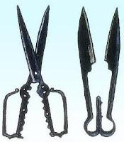 Овечьи ножницы