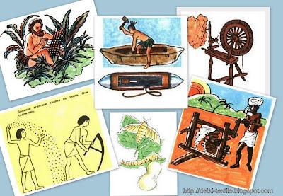 Иллюстрации М.Трубковича к книге М.Константиновского