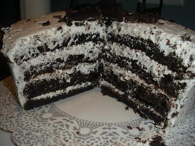 Hershey Bar Cake