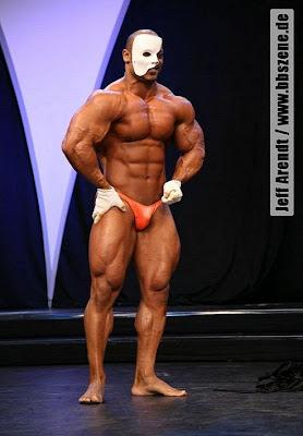 sami al haddad ifbb bodybuilder