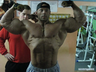 Alex Shabunya bodybuilder picture 2011