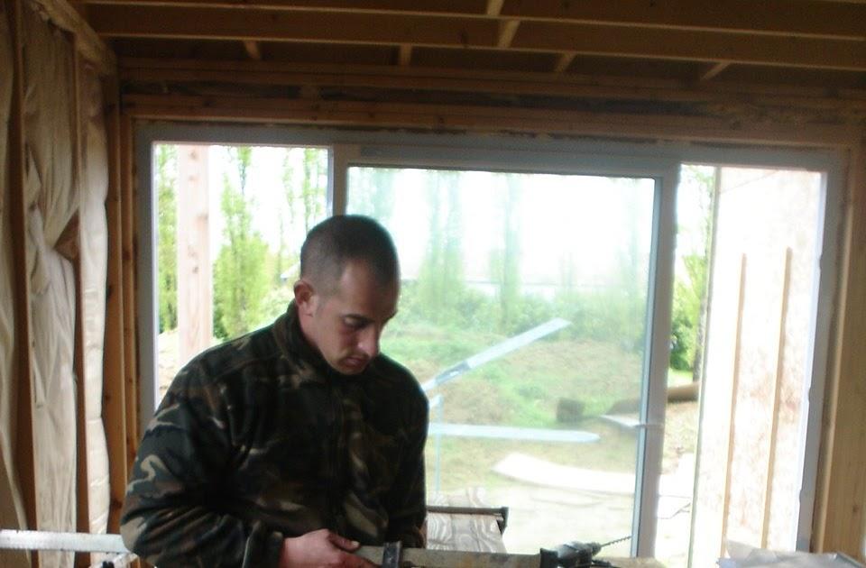 M o b landeronde en vend e fabrication des 3 poteaux mois s for Constructeur maison belge