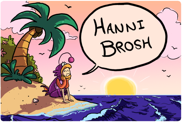 Fun Stuff with Hanni Brosh