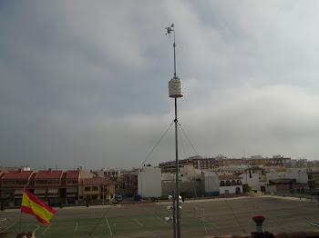 ESTACION METEOROLOGICA EN ALMORADI