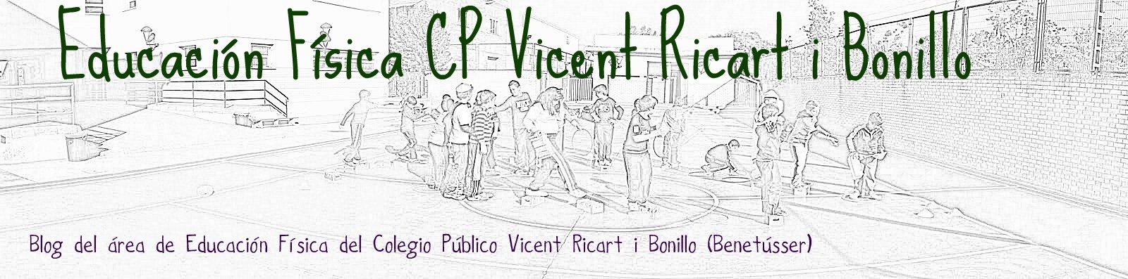 Educación Física CP Vicent Ricart i Bonillo