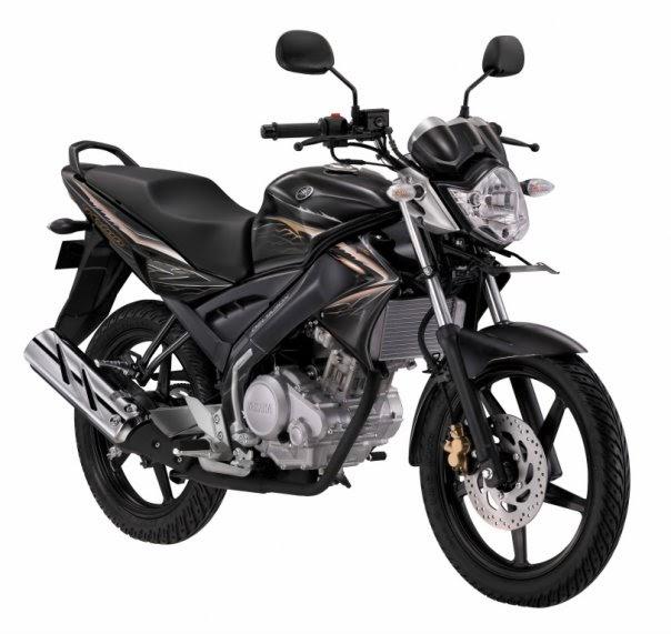 Spesifikasi Yamaha vixion 2010