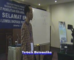 Lomba Inovasi Balitbank Depdiknas 2006
