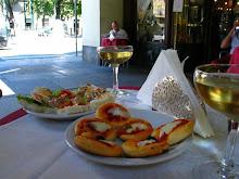 Champagnelunch i Torino