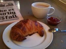 Frokost på Åpent Bakeri
