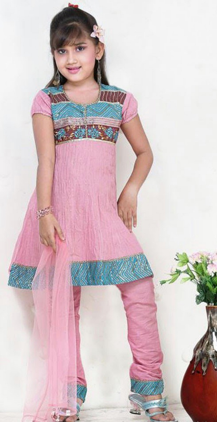 2014 in pakistan dress frock design Fashion style in pakistan 2013