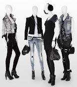 Con este frio lo único que queremos es estar bien abrigadas sin perder la moda.