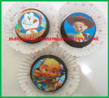 Oreo with edible image