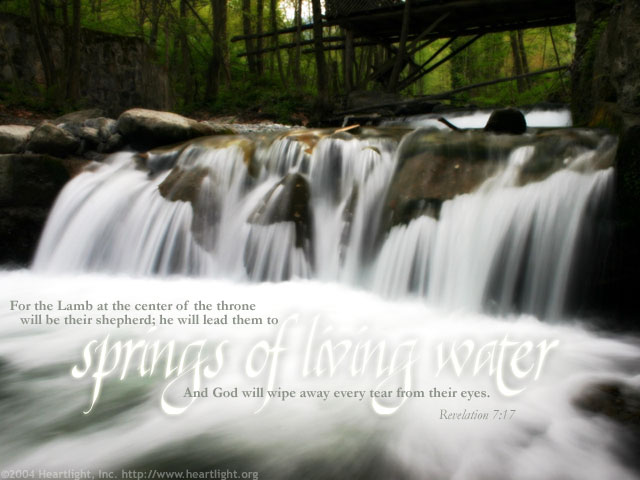 Springs of Living Water