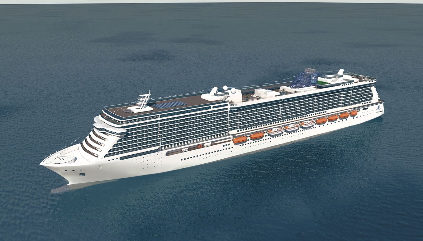 NCL To Build Two New Ships For 2013 2014  From The Deck