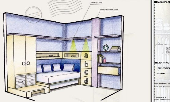 Post Title → kids bedroom (desain ruang anak)