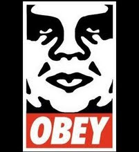 OBEY official website