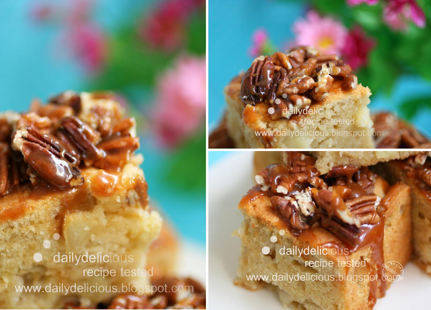 Decorate Apple Cake Withcreamchesse Frosting