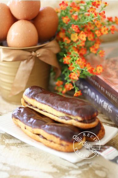 dailydelicious: June 2008 Daring Bakers Challenge #21 ...