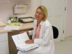 Dr, Cindy Haas, Supervising Veterinarian / Founder