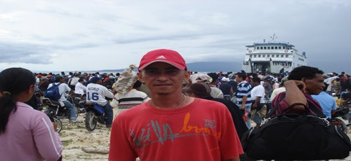 Ianain Beach 2, Hulaliu - Moluccas