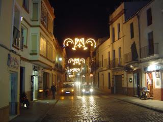 Calle Álamos