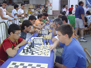 Más participantes de Torneo de Partidas Rápidas