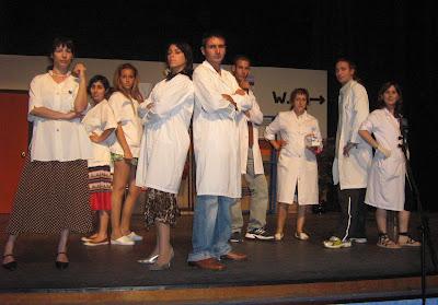 Compañía de Teatro Cuarto Creciente