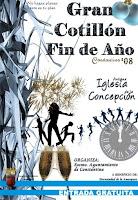 Cartel Fin de Año Constantina 2008