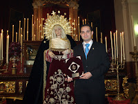 Alberto Cuevas Caneo, pregonero de la Semana Santa 2009 de Constantina