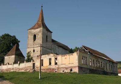 Biserica din Felmer