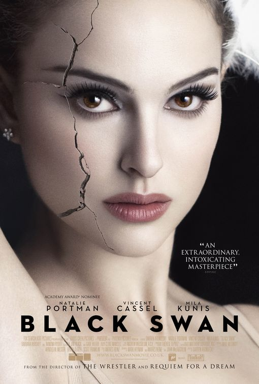 Black Swan is my favorite film of 2010.