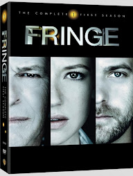 Fringe Season 1 DVD