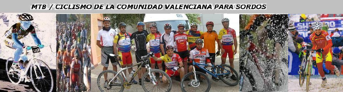 MTB / CICLISMO de la Comunidad Valenciana para Sordos