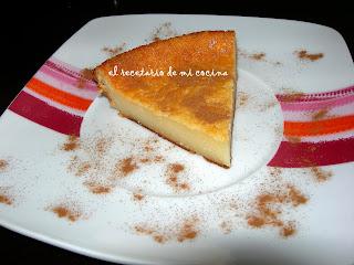 tarta de cuajada