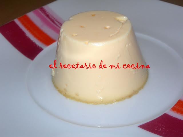 flan de nata
