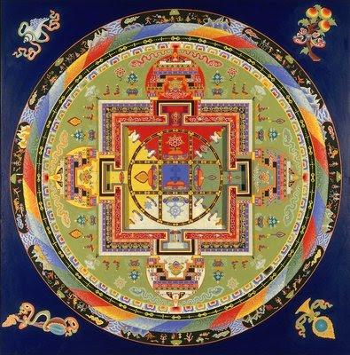 tibetan sand painting art, sand art,  sand painting,